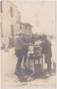 Macedonia - Skopje, Üsküb, Shkupi, Üsküp (street Sellers) - Feldpost 1916 - Mazedonien