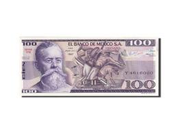 Mexique, 100 Pesos, 1981, 1982-03-25, KM:74c, SUP+ - Mexique