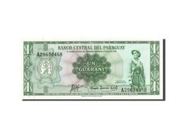 Paraguay, 1 Guarani, 1952, 1952, KM:193b, SPL - Paraguay