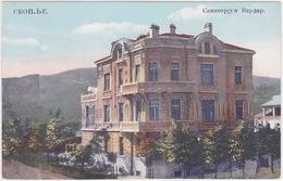 Macedonia - Skopje, Üsküb, Shkupi, Üsküp 1920 - Mazedonien
