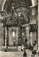 - CITTA DEL VATICANO - Basilica Di S. Pietro - Interno - - Vaticano