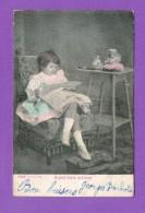 CPA  FANTAISE  ENFANTS  ~  3164  Grand´ Mère Précoce  ( Alteroca Dos Simple 1930 ) - Autres