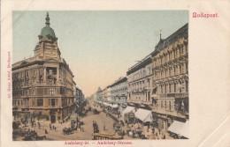Hongrie - Budapest - Andrassy-ut - Andrassy-Strasse - Hungary