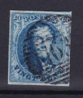 N ° 7 Marge Perception 163 FLOREFFE - 1851-1857 Medallones (6/8)