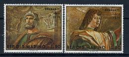 1968 - SAN MARINO - Catg.. Mi. 927/928 - NH - (SRA3010.C1) - San Marino