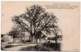 Environs De Saint Seine L´Abbaye :  Hameau De Fromenteau : La Chapelle Et L'arbre De Bossuet (Edit . J.R. - Imp. AB&C) - Autres Communes