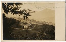 Real Photo Bosco Luganese 1932 General View - TI Tessin