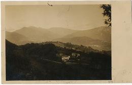 Real Photo Bosco Luganese 1929 General View - TI Tessin