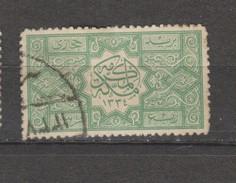 Royaume De Hedjaz Yvert 10 Oblitéré - Arabie Saoudite