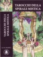 Lo-Scarabeo TAROCCHI DELLA SPIRALE MISTICA , MISTIC SPIRAL TAROTS -  79 Carte - Passatempi Creativi
