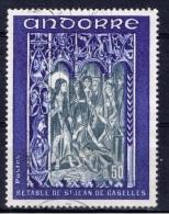 ANDF+ Andorra 1972 Mi 243 Altar - Andorra Francesa