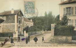 MONTGERON RUE DE PARIS RUE CHALENDRAY VILLA FLORIAN - Montgeron
