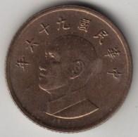 @Y@    Taiwan    1 Yuan     (3971) - Taiwan