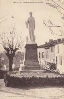 CPA - Servian - Le Monument Aux Morts - France