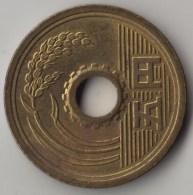 @Y@    Japan  5 Yen     (3976) - Japan