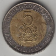 @Y@    Kenia   5 Shilling   1997        (3982) - Kenia