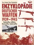 Enzyklopädie Deutscher Waffen 1939-45,356 Seiten Auf DVD,1100 Abbildungen Handwaffen Artillerie Beutewaffen Sonderwafen - Germania