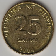 @Y@    Filippijnen   25 Sentimos  2004         (3983) - Filippijnen