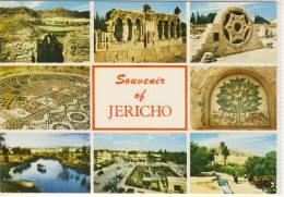 Souvenir Of JERICHO - Palästina, City Of Palms In The Jordan Valley - Palestine