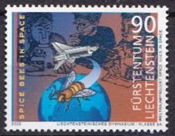 Liechtenstein MNH Stamp - Space
