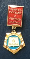 6th Grade In School, Russia - Associations