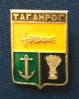 Town Taganrog, Coat Of Arms, Russia - Cities
