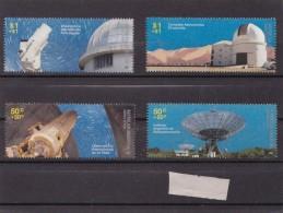 Argentina 2009 Observatoires 4v MNH**