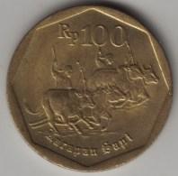 @Y@    Indonesie  100  Rupiah   1993         (3997) - Indonesië