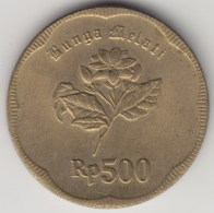 @Y@    Indonesie  500  Rupiah   1992    XF+     (3998) - Indonesië