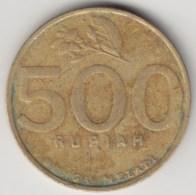 @Y@    Indonesie  500  Rupiah   2001        (3999) - Indonésie