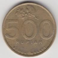 @Y@    Indonesie  500  Rupiah   2002        (4000) - Indonesia