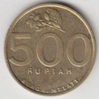 @Y@    Indonesie  500  Rupiah   2002        (4001) - Indonesië