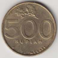 @Y@    Indonesie  500  Rupiah   1997  UNC        (4002) - Indonesië