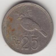 @Y@    Indonesie  25  Rupiah   1971        (4005) - Indonesië