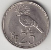 @Y@    Indonesie  25  Rupiah   1971   XF+     (4007) - Indonesië