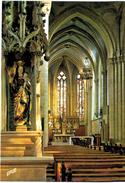 Rouffach - 2 Cartes : Intérieur De L'église ND De L'Assomption - Rouffach