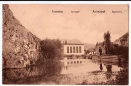 Ruzomberok 1914 , Zapalkaren , Usine Pour La Production D'allumettes - Slovaquie