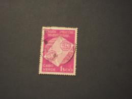 CABO VERDE - 1949 U.P.U. - TIMBRATO/USED - Isola Di Capo Verde