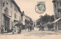 ¤¤  -   BOURGOIN    -   Avenue De La Gare   -   ¤¤ - Bourgoin
