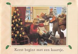 Nederland - PTTPOST - Brochure - Kerst Begint Met Een Kaartje - Decemberzegels 1998 - 28 Pagina's - Nieuw Exemplaar - Propaganda