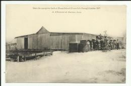 Cpa SEYCHELLES, Store For Mangrove Bark At Menai-Island 1907 - Seychellen