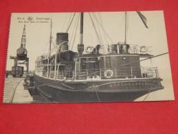 ZEEBRUGGE  -  Hull Boat Duke Of Clarence - Zeebrugge