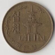 @Y@    Korea  Zuid  10 Won    1980     (4041) - Korea (Süd-)