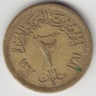 @Y@    Syrië    2 Millems   1962     (4018) - Syrië