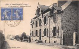 ¤¤  -   4761   -  LE GRAND-FOUGERAY   -  La Gendarmerie  -  Route De Derval   -  ¤¤ - France