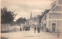 """¤¤  -   236   -  LA GOUESNIERE    -   Le Bourg   -  Café """" J. ROULLIER """"    -  ¤¤ - France"""