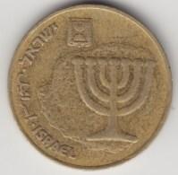 @Y@    Israel   10 Agorot      (4022) - Israël