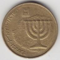 @Y@    Israel   10 Agorot      (4023) - Israel