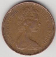 @Y@    Fiji   2 New Pence  1976          (4029) - Fiji