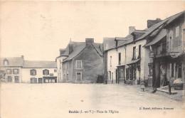 ¤¤  -   BEDEE    -   Place De L'Eglise      -  ¤¤ - France